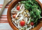 RECIPE 5: Mediterranean Tuna Salad with Grape Tomatoes & Chickpeas