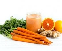 SMOOTHIE: Carrot Ginger