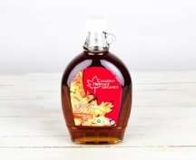 Medium Maple Syrup  (No 1, Grade B - 500mL)