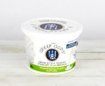 Greek Gods Plain Greek Yogurt, 10% MF