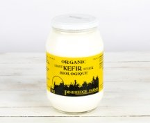 Pinehedge Light Kefir, Glass Jar