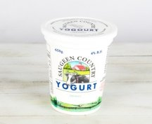 Saugeen Plain Yogurt, 4% MF