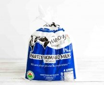 1% Partly Skimmed Milk bags