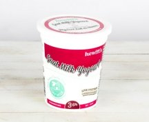 Hewitt's Goat Milk Plain Yogurt, 3.5% MF