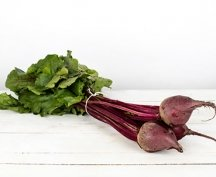 Red Bunched Beets