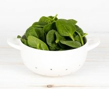 Loose Baby Spinach, clam