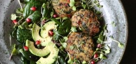 Kale & Quinoa Patty Cakes