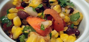 Recipe of the Week: Grilled Corn and Black Bean Salad