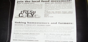 Turning Ideas into Reality: The Value of Fresh City Farms' Business Strategy.