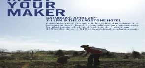 Meet Your Maker @ The Gladstone Hotel