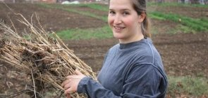 Meet Your Maker: Melisanne Loiselle-Gascon, Member Farmer