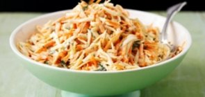 Autumn Root Slaw
