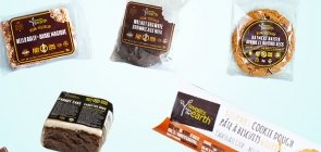 NEW: Sweets from the Earth