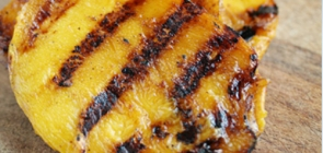 Balsamic Grilled Mango