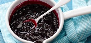 Easy Blueberry Compote