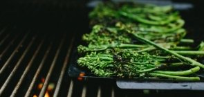 Grilled Broccolette