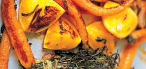 Orange-Cumin Carrots
