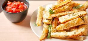Parmesan Roasted Parsnips