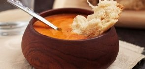 Creamy Apple Tomato Soup