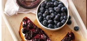 Easy Blueberry Jam