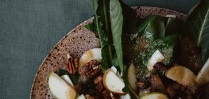 Apple Celeriac Salad