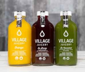 Organic Juice, Kombucha & Smoothie 3-Pack