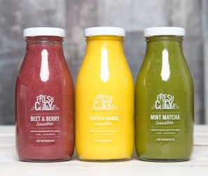 Organic Smoothies 3-Pack