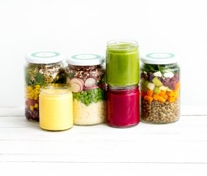 Salad & Smoothie, 3-Pack