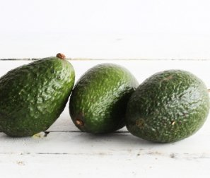 Organic Avocados (3 count) - 1 bag