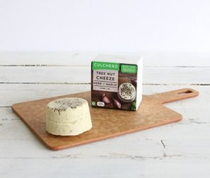 Tree Nut Cheese, Herb & Garlic