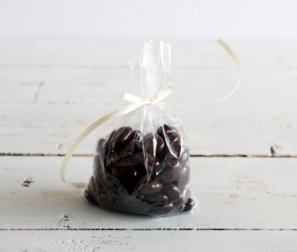 Dried Cranberries, Chocolate Covered