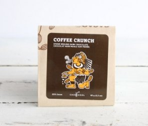 Chocolate Bar, Coffee Crunch