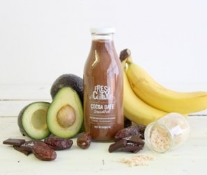 Cocoa Date Smoothie, 475 mL