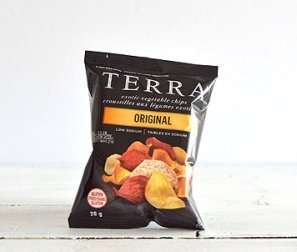 Terra Root Chips, Single Serving