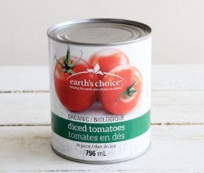 Tomatoes, Diced (Large)