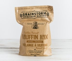 Golden Kamut Rustic Loaf & Muffin Mix