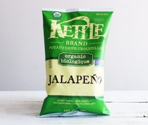 Potato Chips, Jalapeno