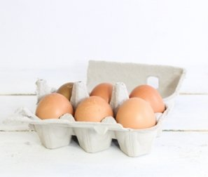 Eggs, Packing House (Large) Half-Dozen