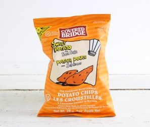 Sweet Potato Chips, Single Serving