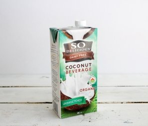Milk, Coconut Unsweetened
