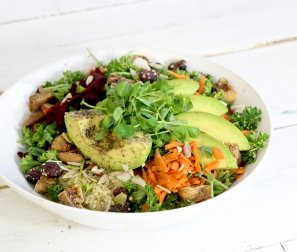 Organic California Macro Bowl