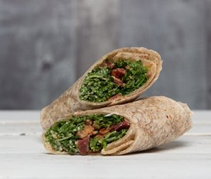 Organic Chicken Caesar Wrap