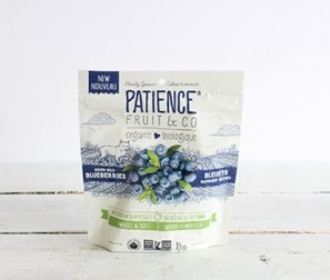 Dried Whole Blueberries, 85g