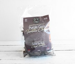 Purple Corn Tortilla Chips