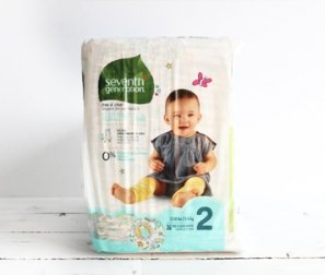 Diapers, Size 2, 12-18lbs