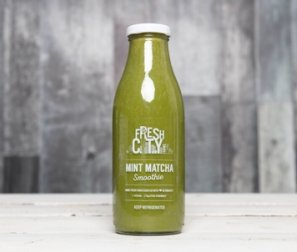 Organic Mint Matcha Smoothie, 475 mL