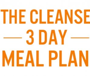 The Cleanse Meal Plan