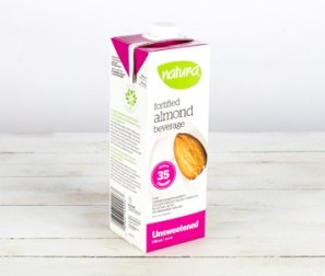 Milk, Almond Beverage Unsweetened