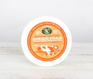 Brebis Frais Garlic Cream Cheese
