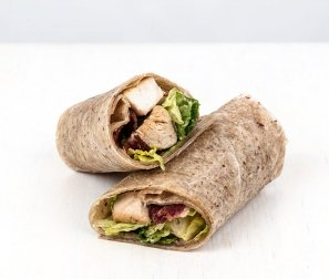 WRAP: Chicken Caesar